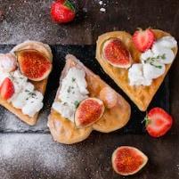 Les desserts et fromages livrés à domicile proposés par Silver Gourmet