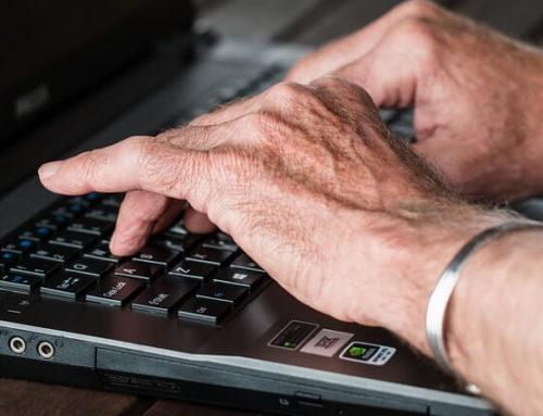 Les seniors et les achats en ligne